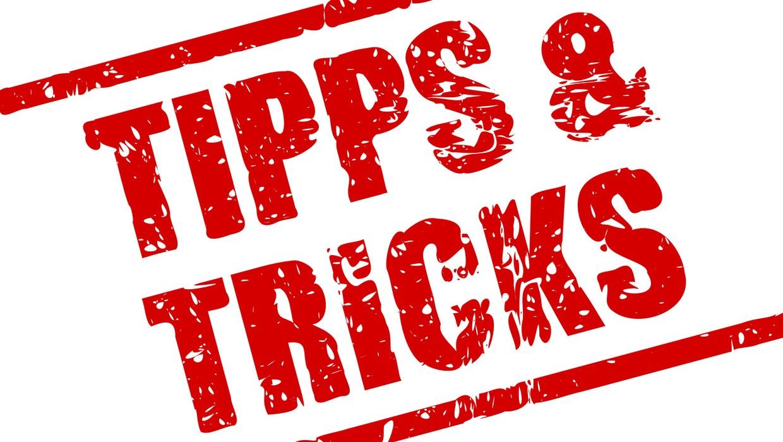 Zug-Umzug Tipps und Tricks